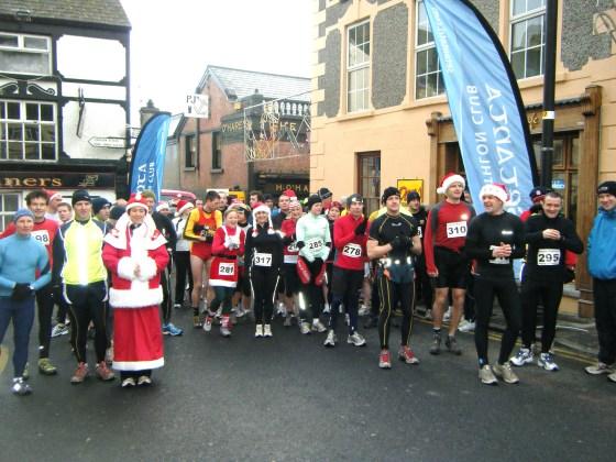 Georgina's Christmas Pudding Run